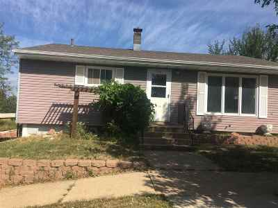Spearfish Single Family Home Uc-Contingency-Take Bkups: 146 E Colorado Blvd.