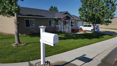 Belle Fourche SD Single Family Home Sale Of Prop Contingency: $239,900
