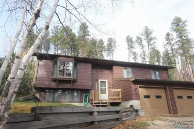 Deadwood, Lead Single Family Home For Sale: 21453 Whitetail
