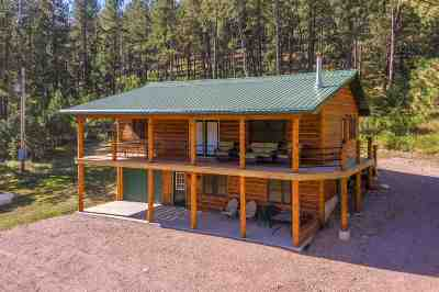 Custer Single Family Home Financing Contingency: 25965 Red Star