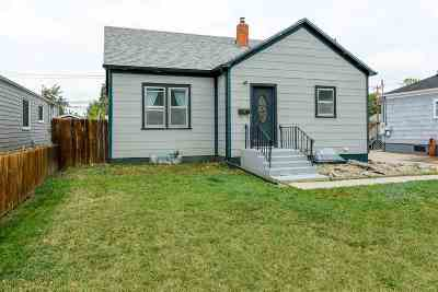 Belle Fourche Single Family Home Uc-Contingency-Take Bkups: 1416 10th