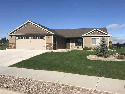 Spearfish Single Family Home For Sale: 3833 Ward