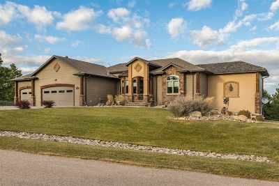 Spearfish SD Single Family Home For Sale: $799,900