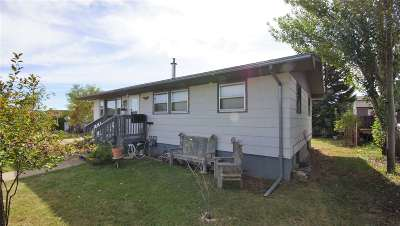 Sturgis Single Family Home For Sale: 1402 Blacktail