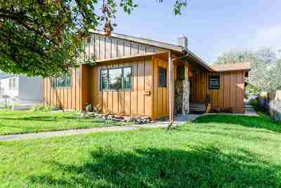 Spearfish Single Family Home For Sale: 1521 N Canyon