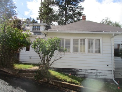 Deadwood, Lead Single Family Home For Sale: 113 Alert St.