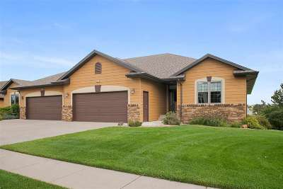 Rapid City Single Family Home For Sale: 6820 Muirfield