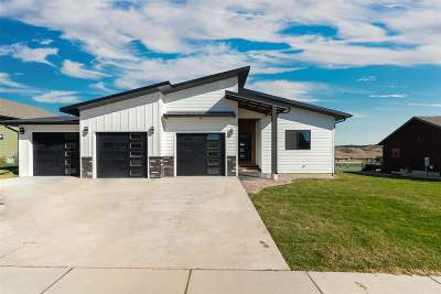 Spearfish Single Family Home Sale Of Prop Contingency: 8114 Luke Court