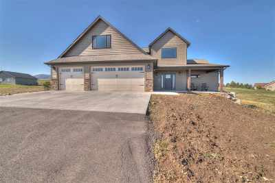 Spearfish Single Family Home For Sale: 19955 Merriam Loop