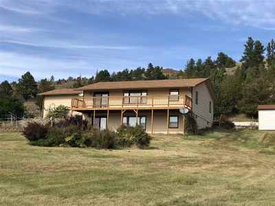 Hot Springs Single Family Home Uc-Contingency-Take Bkups: 27502 Todd