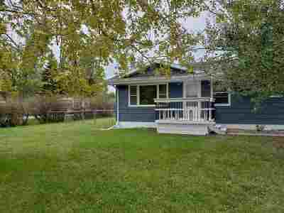 Spearfish Single Family Home Uc-Contingency-Take Bkups: 309 Upper Valley