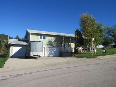 Spearfish Single Family Home For Sale: 430 12th Street