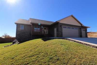 Rapid City Single Family Home For Sale: 603 Conestoga
