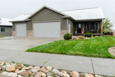 Spearfish Single Family Home For Sale: 3924 N Ward