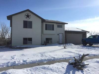 Rapid City Single Family Home For Sale: 3636 Knuckleduster