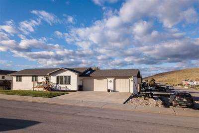 Spearfish SD Single Family Home Uc-Contingency-Take Bkups: $309,000