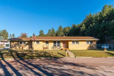 Custer Single Family Home For Sale: 17 Clay