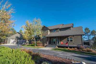 Spearfish SD Single Family Home For Sale: $845,000