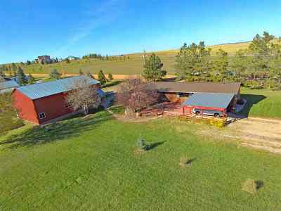 Spearfish Single Family Home For Sale: 2725 Diamond