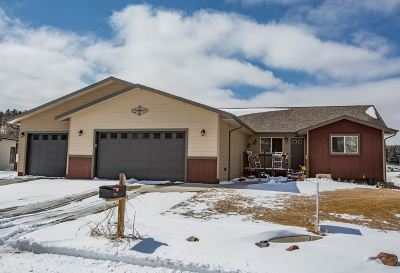 Rapid City Single Family Home For Sale: 5931 Bendt