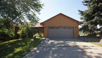 Rapid City Single Family Home Under Contract-Dont Show: 535 Texas