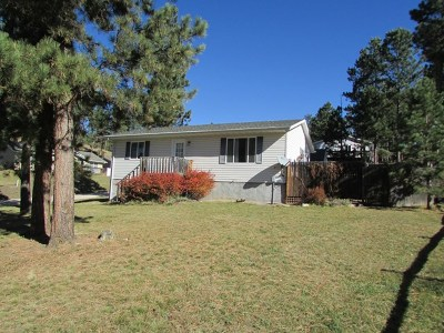 Hill City  Single Family Home Uc-Contingency-Take Bkups: 530 Deegan