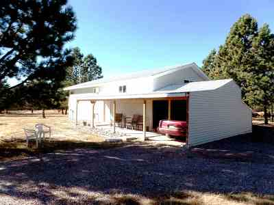Custer Single Family Home For Sale: 25619 Blacktail Court
