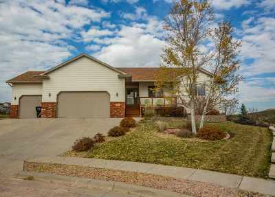 Rapid City Single Family Home For Sale: 808 Ferntree