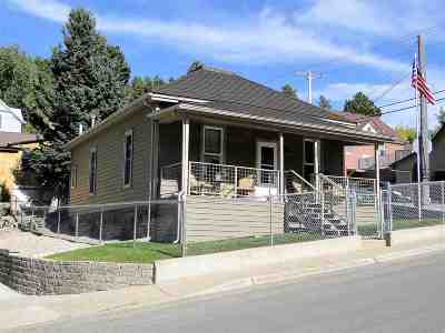 Deadwood, Deadwood/central City, Lead Single Family Home For Sale: 320 Mill