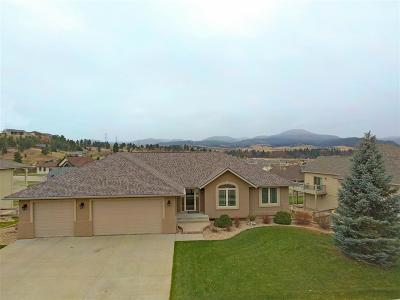 Spearfish Single Family Home For Sale: 2019 Branding Iron