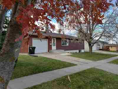 Spearfish Single Family Home Uc-Contingency-Take Bkups: 1003 Pinedale