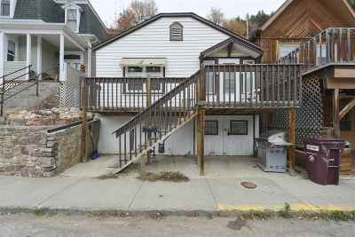 Deadwood SD Single Family Home For Sale: $85,900