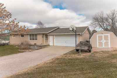 Rapid City Single Family Home For Sale: 2708 Mountain Meadows
