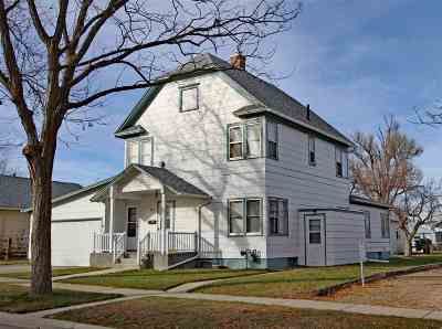Belle Fourche Multi Family Home For Sale: 705 Jackson