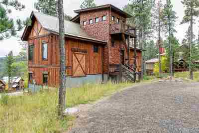 Deadwood, Deadwood/central City, Lead Single Family Home For Sale: 21181 Gilded Mountain
