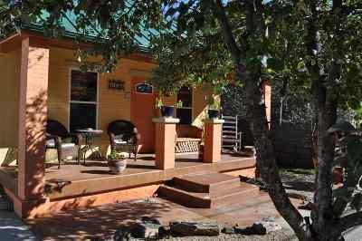 Hot Springs Single Family Home For Sale: 1736 Minnekhata