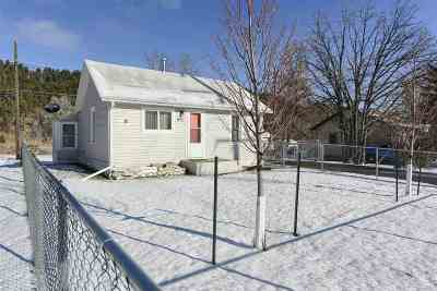 Sturgis Single Family Home For Sale: 895 Dudley St