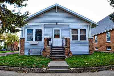 Belle Fourche SD Single Family Home Under Contract-Dont Show: $69,000