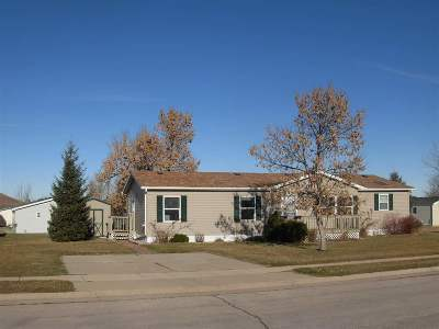 Spearfish Single Family Home Financing Contingency: 1208 Terry Peak Lane