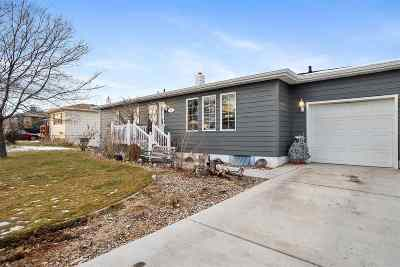 Rapid City Single Family Home For Sale: 4232 Brookside