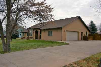 Spearfish Single Family Home For Sale: 106 Clark Lane