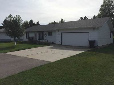 Sturgis SD Single Family Home Financing Contingency: $185,000