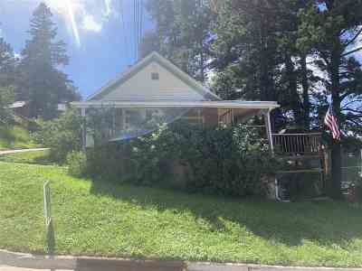 Lead Single Family Home For Sale: 219 Grand Ave