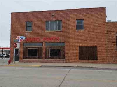 Belle Fourche Commercial For Sale: 501 Grant
