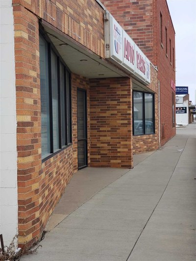 Belle Fourche Commercial For Sale: 519 5th