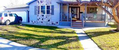 Belle Fourche SD Single Family Home For Sale: $192,000