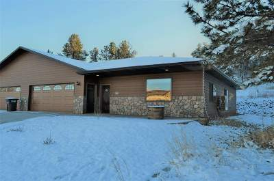 Hot Springs Single Family Home For Sale: 3245 Mystery