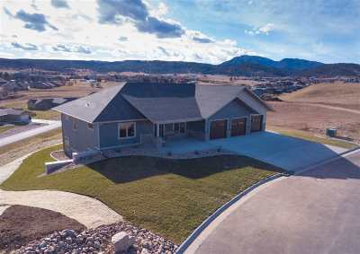 Spearfish Single Family Home For Sale: 2133 Top Shelf