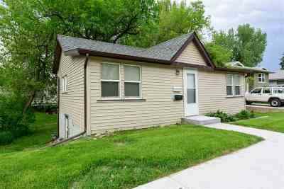 Sturgis Single Family Home Uc-Contingency-Take Bkups: 1324 Spruce