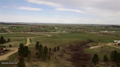 Belle Fourche Residential Lots & Land For Sale: 19141 Canyon